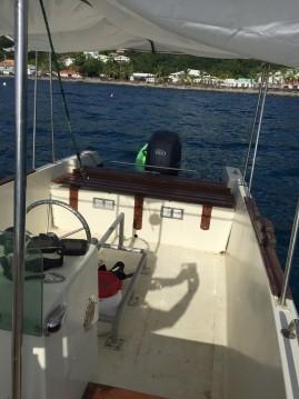 Alquiler Lancha en Bouillante - Cna Tropic 710