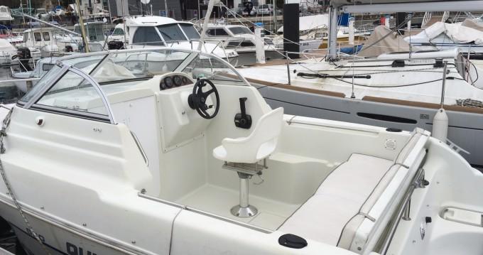 Alquiler de Quicksilver Quicksilver 520 Cruiser en Évian-les-Bains