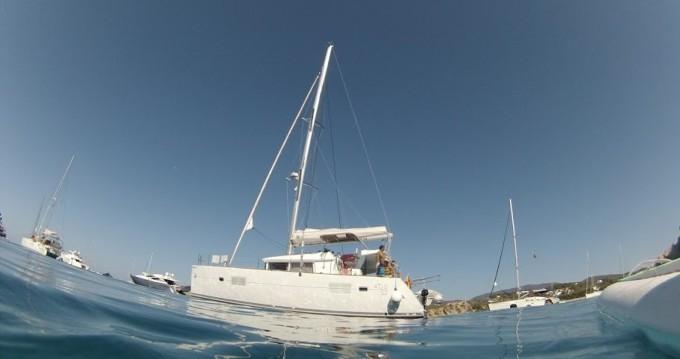 Alquiler de yate Barcelona - Lagoon Lagoon 400 en SamBoat