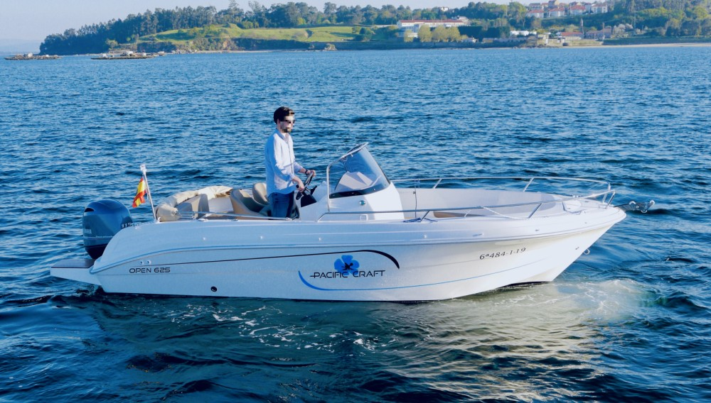 Alquiler de Pacific Craft Pacific Craft 625 Open en Palma