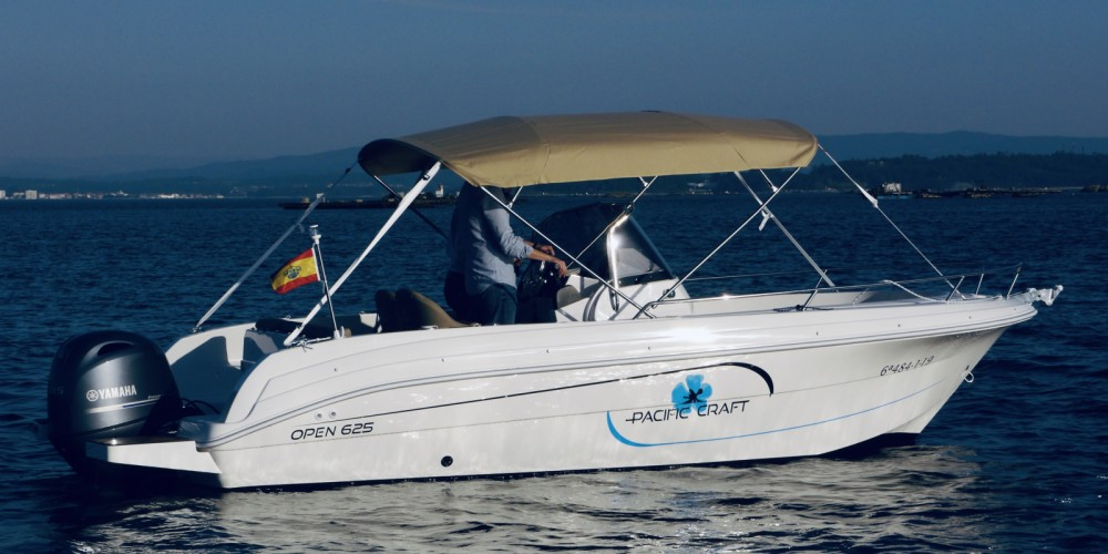 Alquiler de yate Palma - Pacific Craft Pacific Craft 625 Open en SamBoat