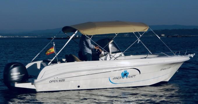 Alquiler de barcos Pacific Craft Pacific Craft 625 Open enPalma de Mallorca en Samboat