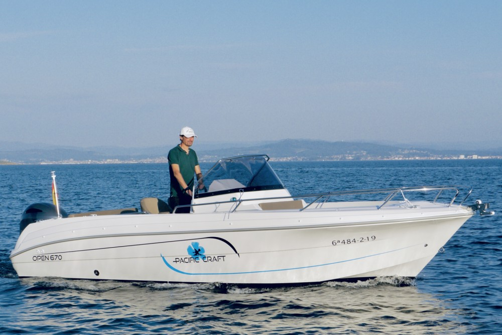 Pacific Craft Pacific Craft 670 Open entre particulares y profesional Palma