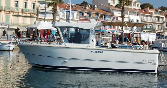 Bénéteau Antares 700 Fishing entre particulares y profesional Bandol