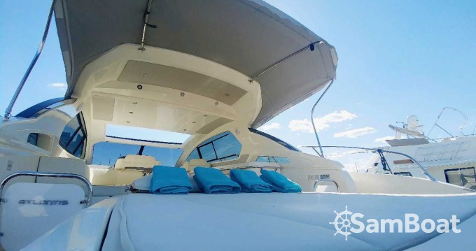 Alquiler de yate Cogolin - Azimut Atlantis 58 en SamBoat
