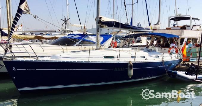 Alquiler de barcos Ibiza (Ciudad) barato de Oceanis 361 Clipper