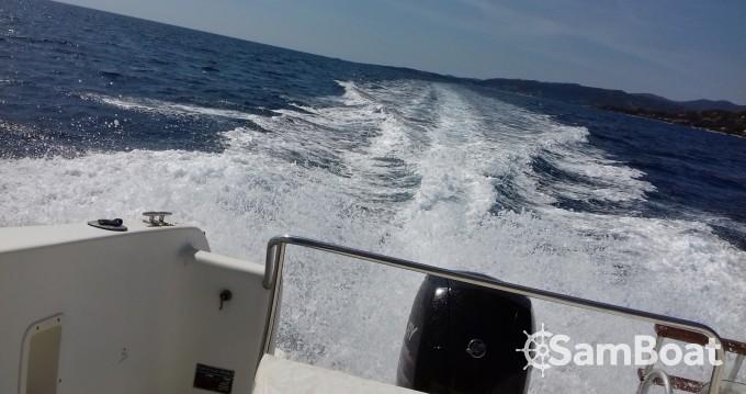 Alquiler de barcos Propriano barato de Week End 700