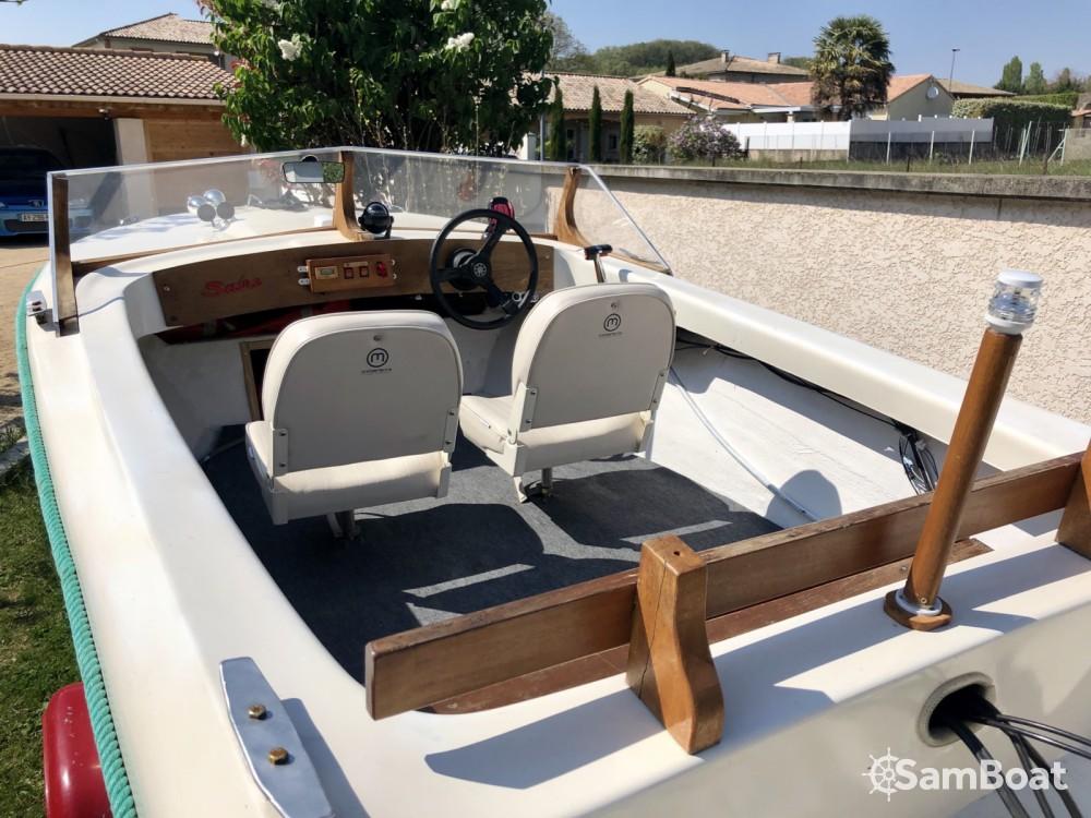Alquiler de barcos La Roche-de-Glun barato de Sabre