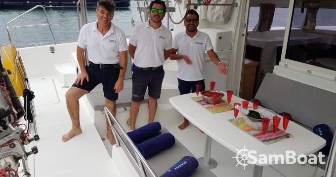 Alquiler de Lagoon Lagoon 400 en Ibiza (Ciudad)