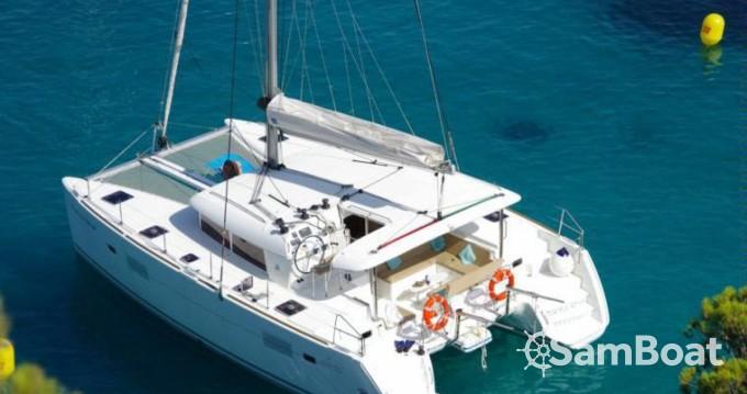 Alquiler de barcos Ibiza (Ciudad) barato de Lagoon 400