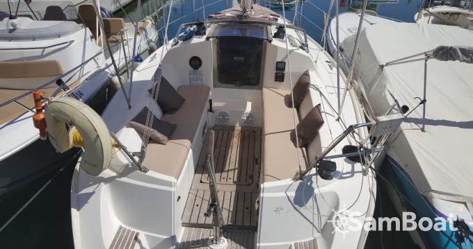 Alquiler de Jeanneau Sun Odyssey 28.1 en Ibiza (Ciudad)