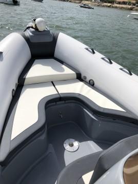 Alquiler de barcos Le Canon barato de 3D TENDER LUX 655