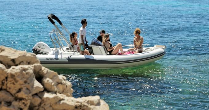 Grand Boats Golden Line G500LF entre particulares y profesional Badia de Santa Ponça