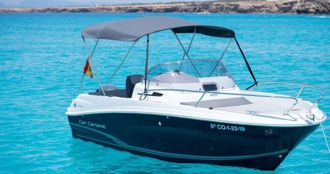 Jeanneau Cap Camarat 5.5 WA entre particulares y profesional Ibiza (Ciudad)