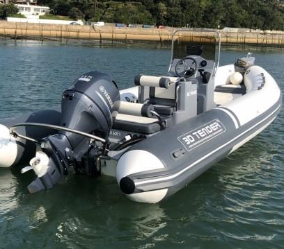 Alquiler de yate Le Canon - 3D Tender Lux 635 en SamBoat