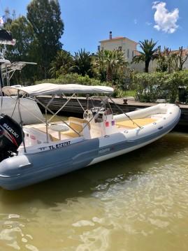 Alquiler de barcos Les Salins d'Hyères barato de 730