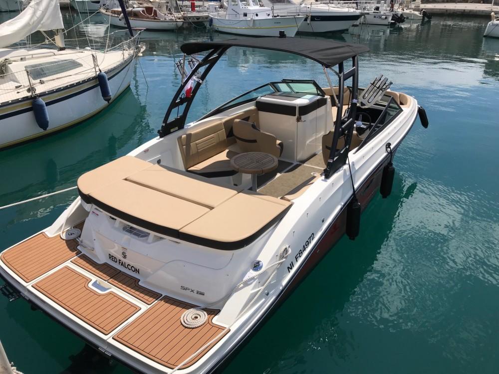Alquiler de barcos Sea Ray SPX 230 enAntibes en Samboat