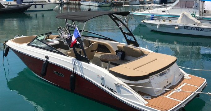 Sea Ray SPX 230 entre particulares y profesional Antibes