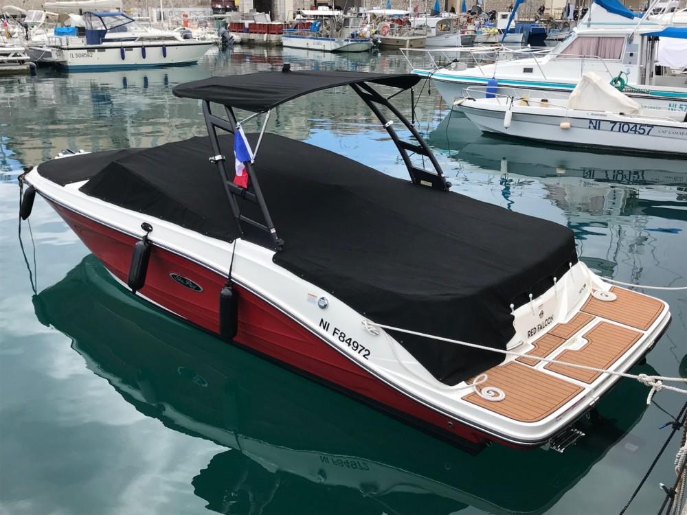 Alquiler de barcos Antibes barato de SPX 230