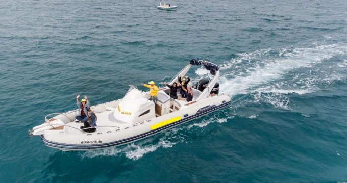 Alquiler de barcos Palma de Mallorca barato de Tempest 1000 Sun