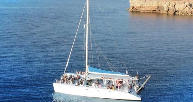 Alquiler de yate Ibiza (Ciudad) - Catamaran DE EVENTOS  en SamBoat