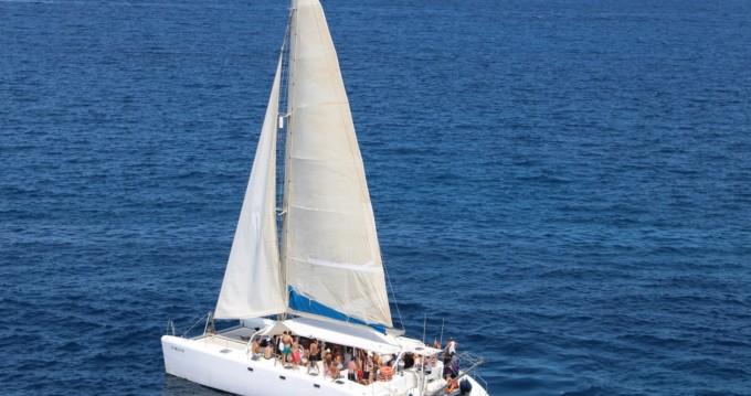 Alquiler de Catamaran DE EVENTOS  en Ibiza (Ciudad)