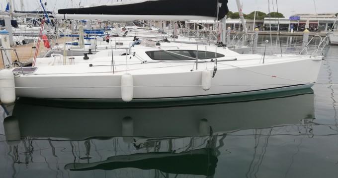 Alquiler de yate Port-Camargue - Jpk Jpk 960 en SamBoat
