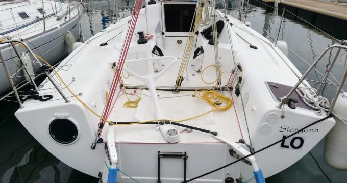 Alquiler de barcos Port-Camargue barato de Jpk 960