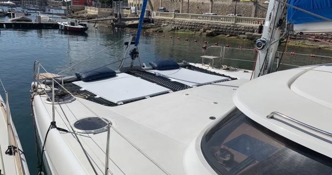 Alquiler de barcos Fountaine Pajot Lavezzi 40 enSliema en Samboat