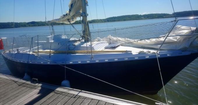 Alquiler de barcos Lorient barato de Dufour 27