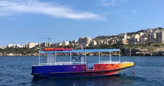 Alquiler de Carvel Motor Ship Iveco Aifo en Il-Mellieħa