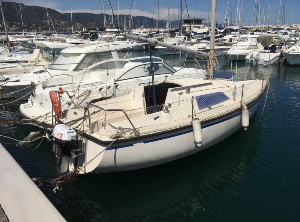 Alquiler de barcos Bormes-les-Mimosas barato de Aloa 25