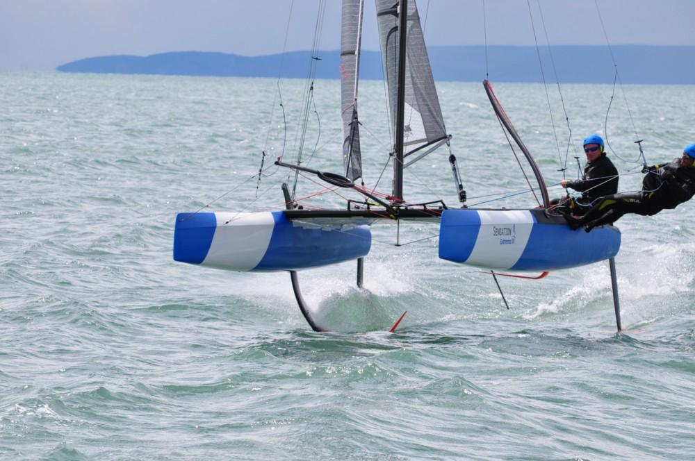 Alquiler de yate La Grande-Motte - Nacra Nacra F20 FCS en SamBoat