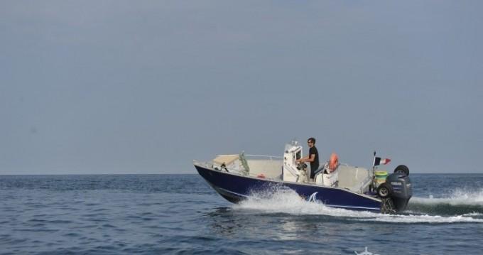 Alquiler de Bord-A-Bord Dervinis 620 en Paimpol