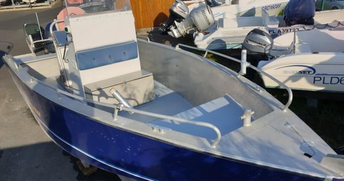 Alquiler de barcos Bord-A-Bord Dervinis 620 enPaimpol en Samboat