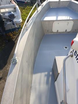 Alquiler Lancha en Paimpol - Bord-A-Bord Dervinis 620