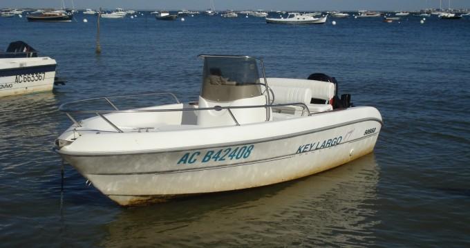 Alquiler de barcos Sessa Marine Key Largo 17 enLège-Cap-Ferret en Samboat