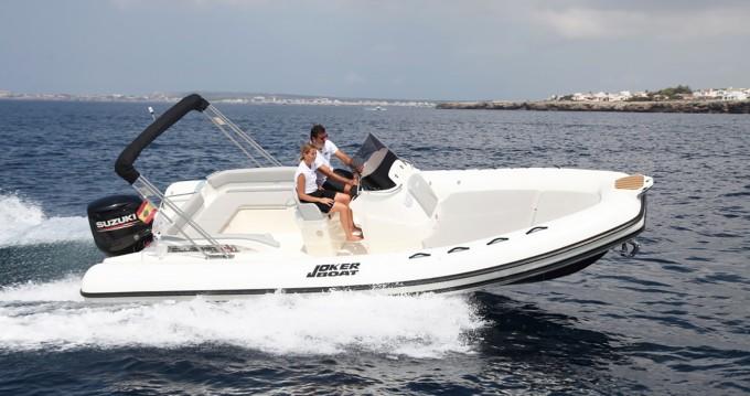Alquiler de Joker Boat Clubman 24 en Sant Antoni de Portmany