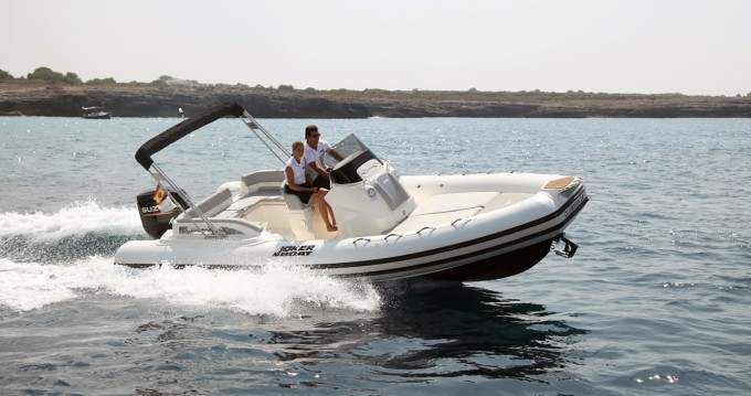 Alquiler de barcos Sant Antoni de Portmany barato de Clubman 24