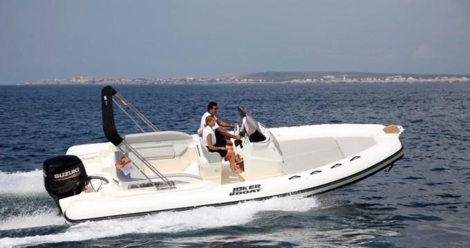 Joker Boat Clubman 24 entre particulares y profesional Sant Antoni de Portmany