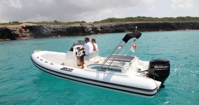 Alquiler de barcos Joker Boat Clubman 24 enSant Antoni de Portmany en Samboat