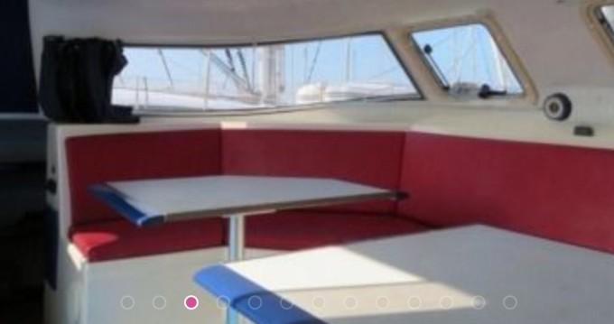 Alquiler Catamarán en Premià de Mar - Fountaine Pajot Antigua 37