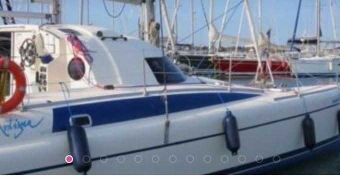 Alquiler de barcos Premià de Mar barato de Antigua 37