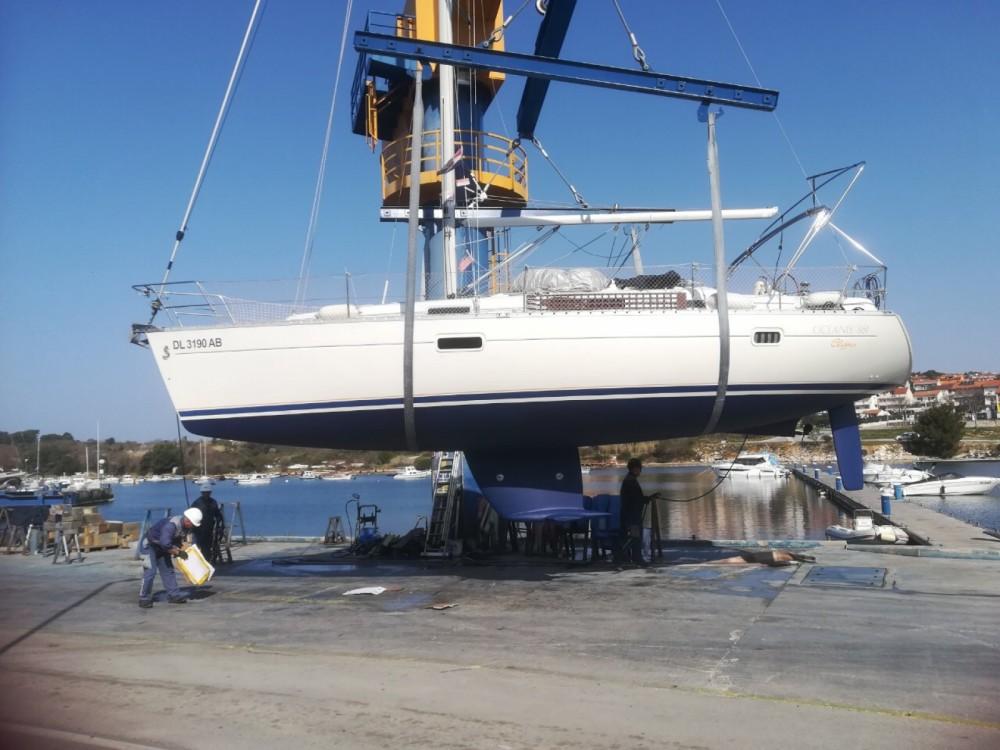 Alquiler de barcos Bénéteau Oceanis 361 Clipper enPula en Samboat
