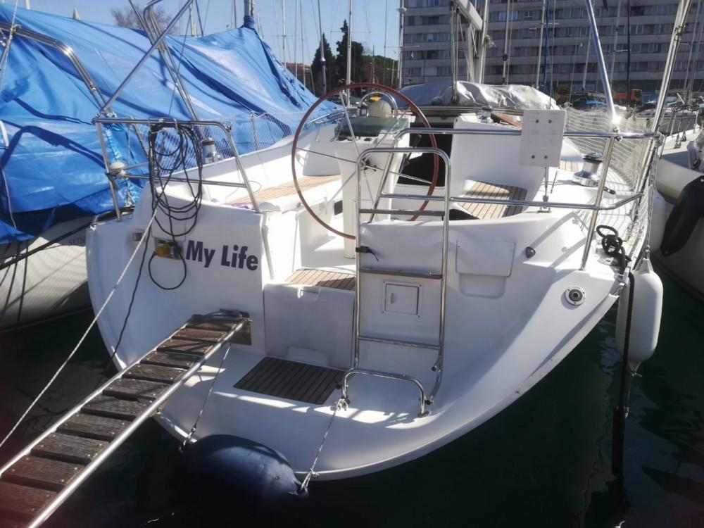 Alquiler Velero en Pula - Bénéteau Oceanis 361 Clipper