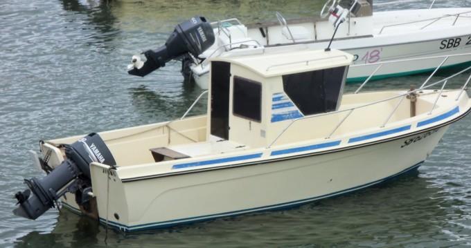 Alquiler de barcos Guymarine CHALUTIER GM 5.70 enSaint-Quay-Portrieux en Samboat