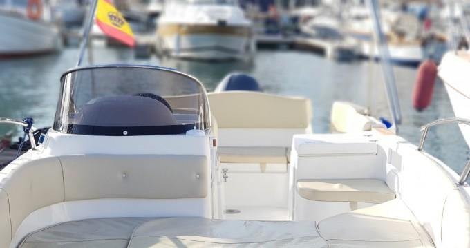 Alquiler de barcos Marinello Eden 22 enAlicante en Samboat