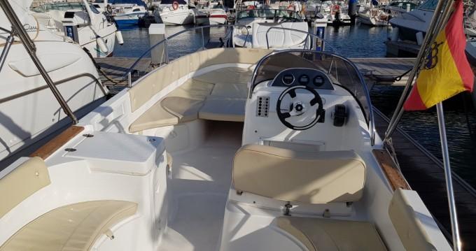 Alquiler de barcos Alicante barato de Eden 22