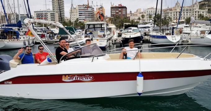 Alquiler de yate Alicante - Marinello Eden 22 en SamBoat