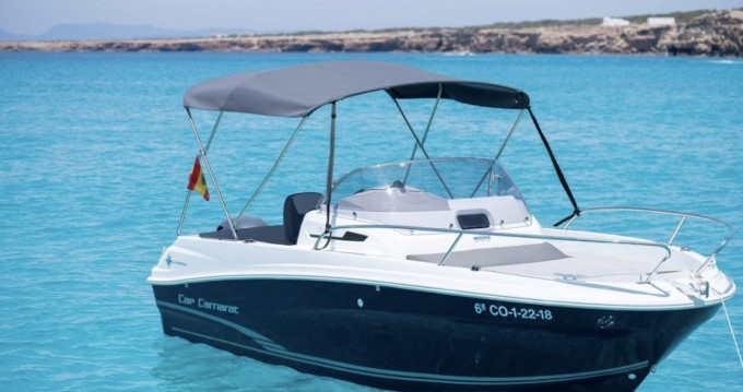 Alquiler de barcos Hyères barato de Cap Camarat 5.5 WA Serie 2